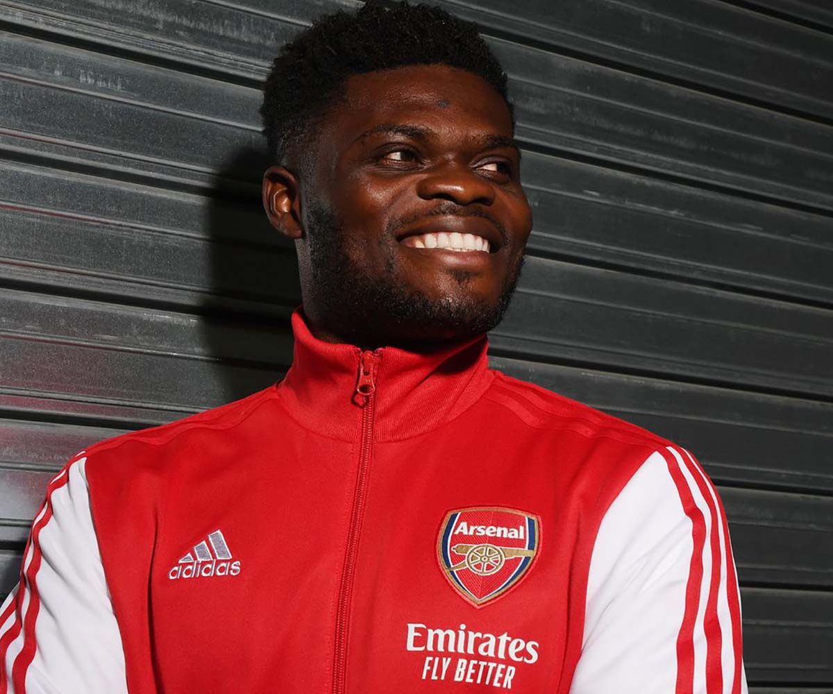 Thomas Partey Time Arsenal