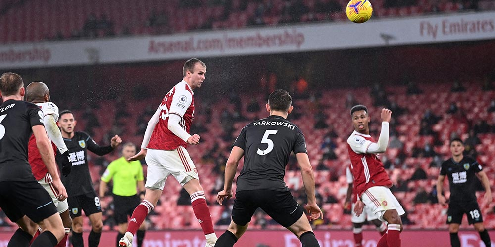 Arsenal vs Burnley Review