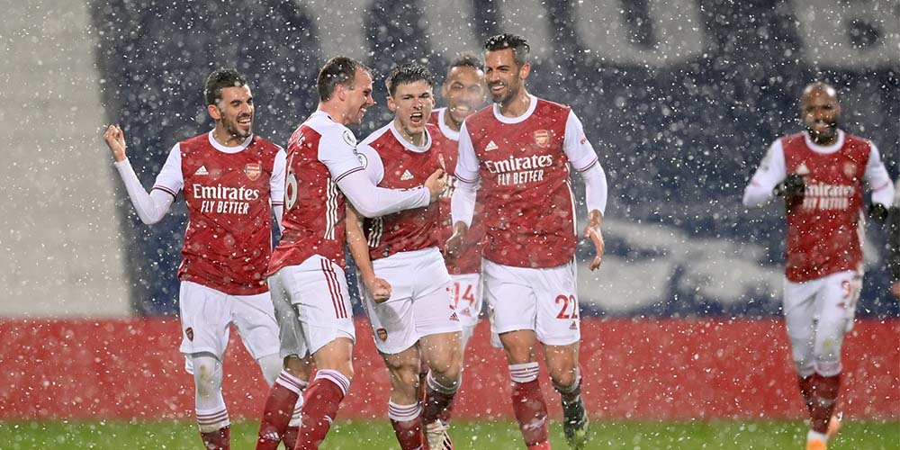WestBrom vs Arsenal Review 1