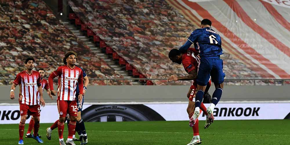 Olympiacos vs Arsenal 2